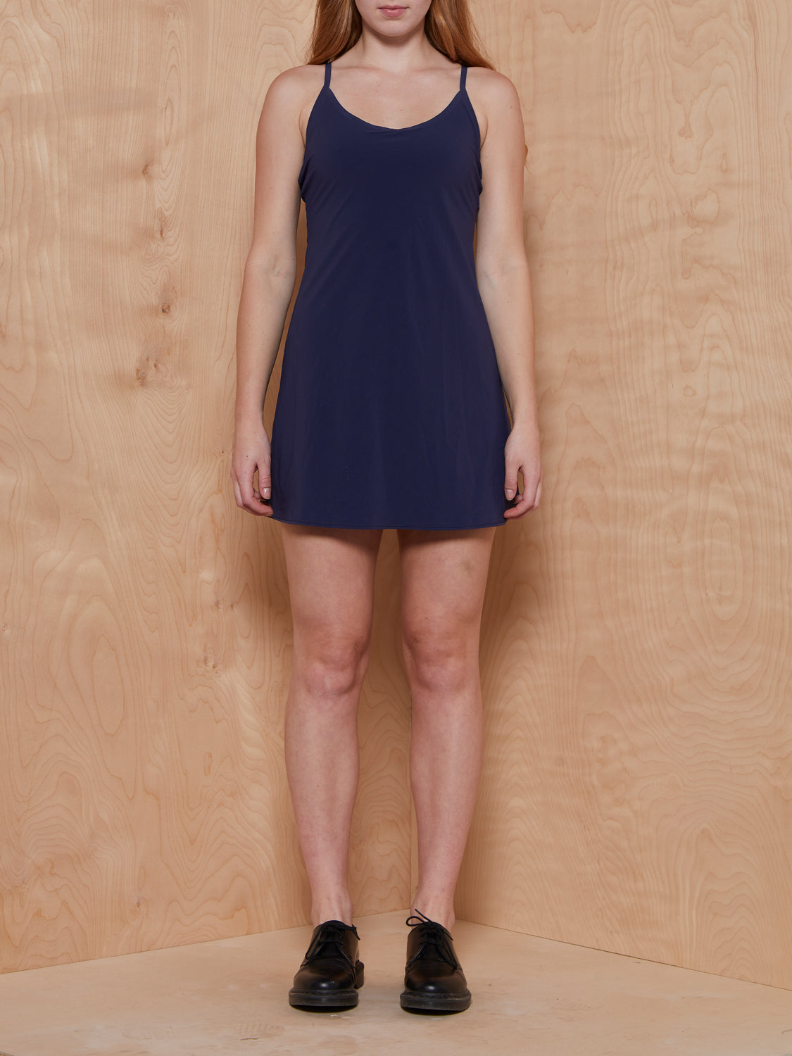 Outdoor Voices Navy Exercise Dress