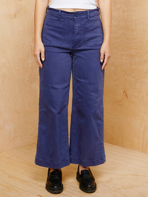Everlane Highwaisted Pants in Navy