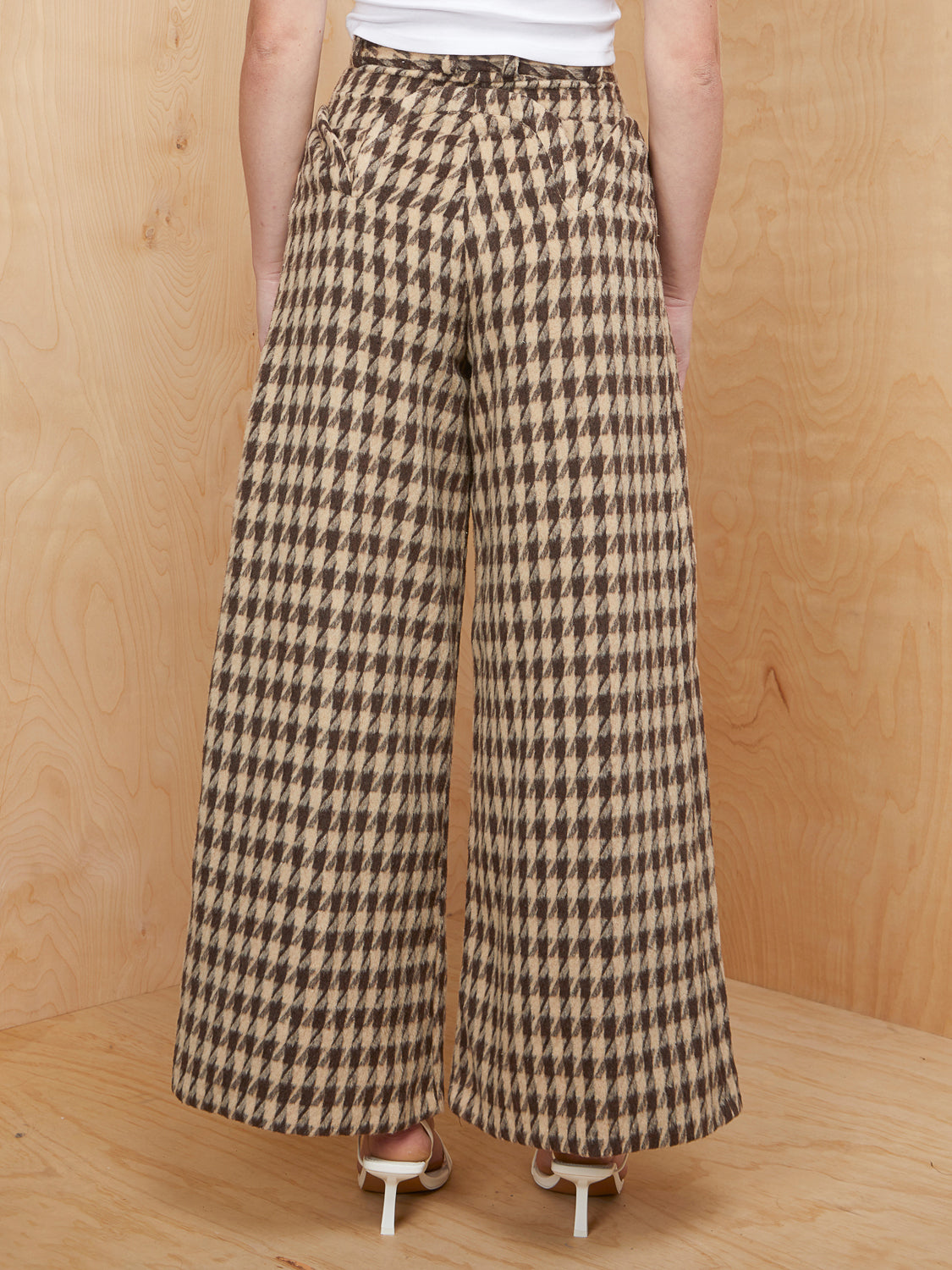 House of Sunny Ercol Wide Leg Trousers