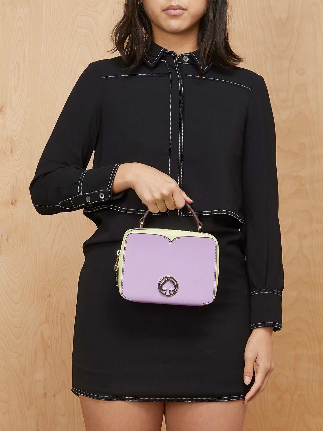 Kate Spade Mini Top Handle with Crossbody Strap
