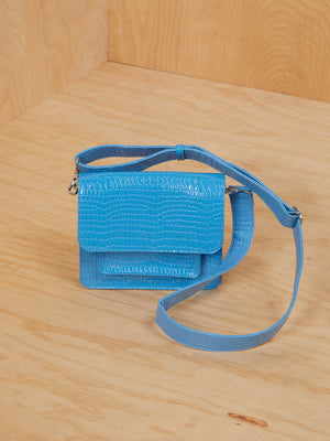 Blue Hvisk Purse