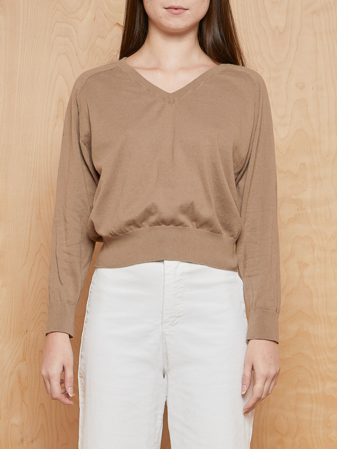 Entireworld V-Neck Sweater