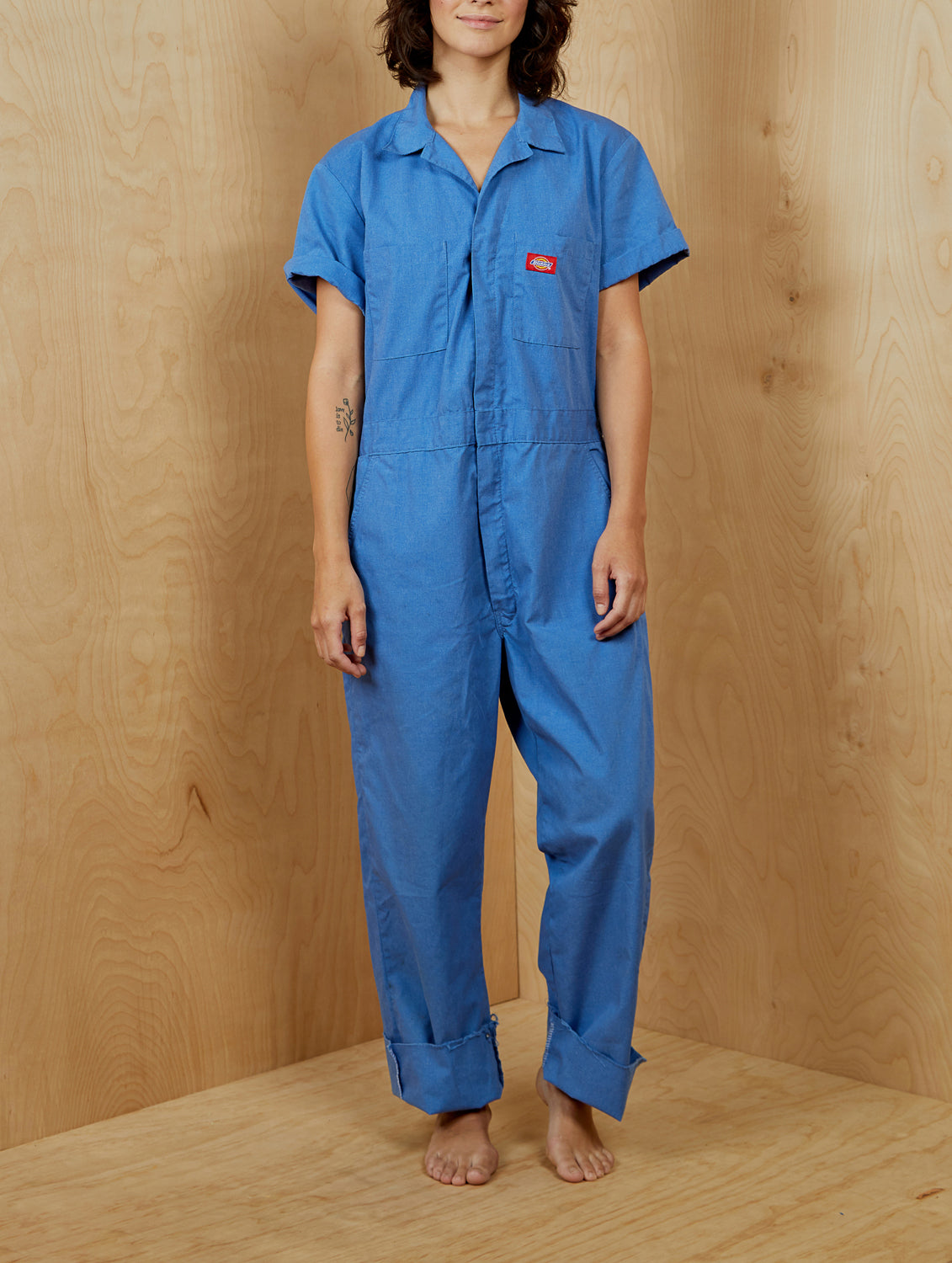 Vintage Dickies Raw Hem Coveralls