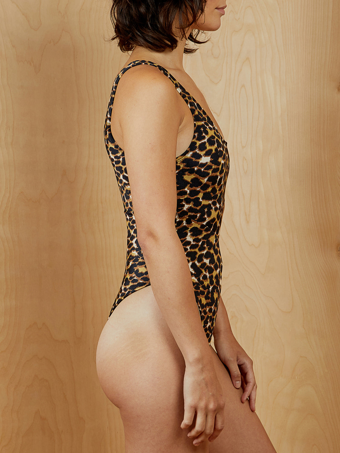 Sommer Swim Reversible Leopard One Piece