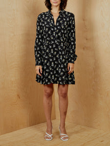 Other Stories Floral Mini Dress