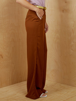 Pull&Bear Wide Leg Pants
