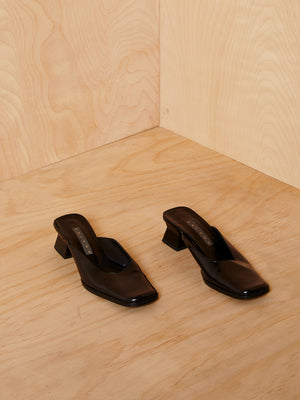 Paloma Square Toe Slides