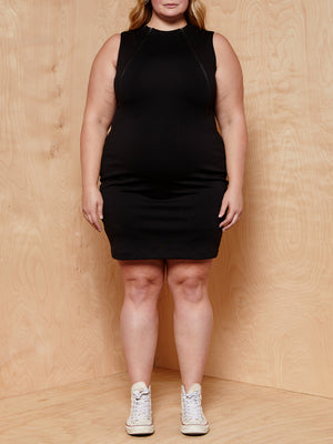 Calvin Klein Black Bodycon Dress