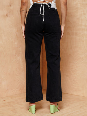 C/MEO Collective Black Jean