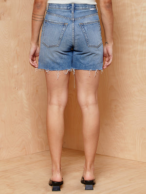 Boyish By HER Cut Off Denim Shorts