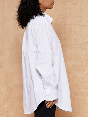 Campbell & Kramer White Button Up Top