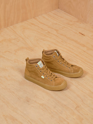 High Top Suede Cariuma Sneakers