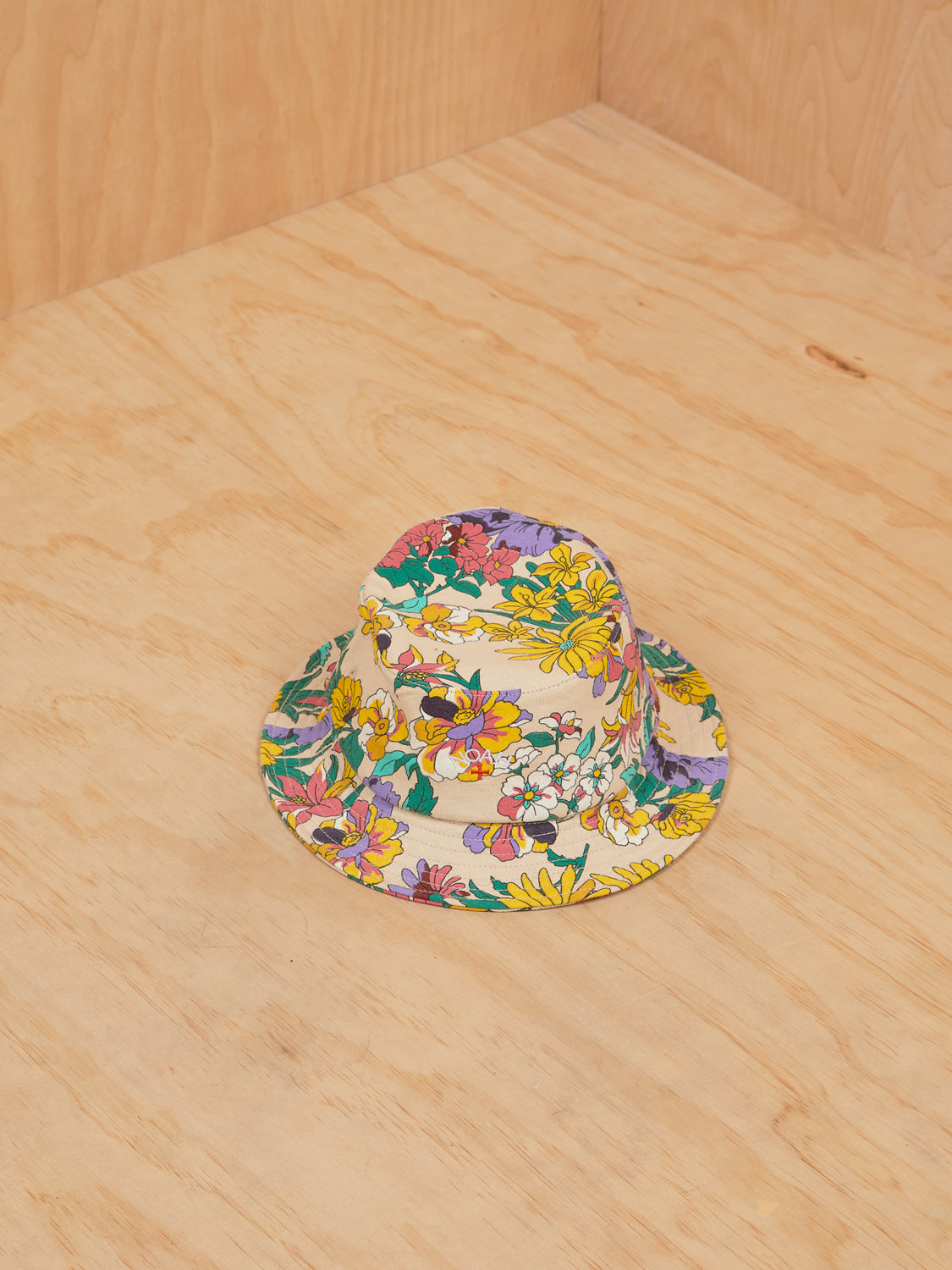 Noah Floral Rugby Hat