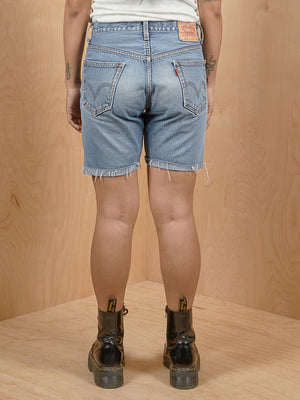 Levi's 505 Denim Shorts