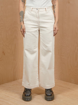 Everlane Light Peach Crop Pants