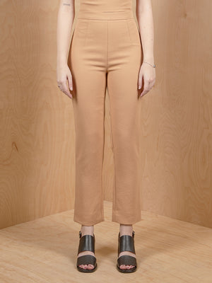 Kookai Brown Trouser