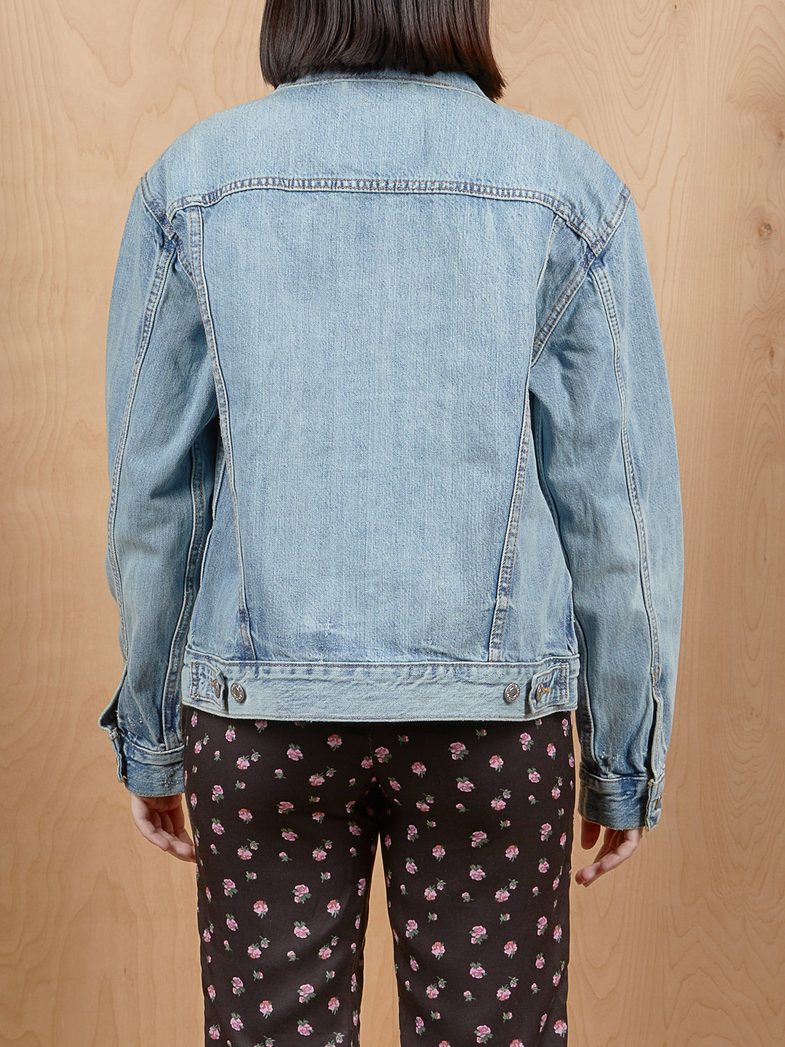 Levi's Light Wash Denim Jacket