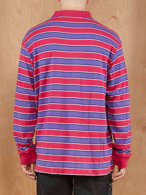 Supreme Striped Rugby Shirt