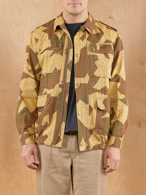 A.P.C. Camouflage Field Jacket