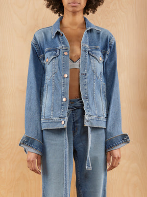 Cotton Citizen Denim Jacket
