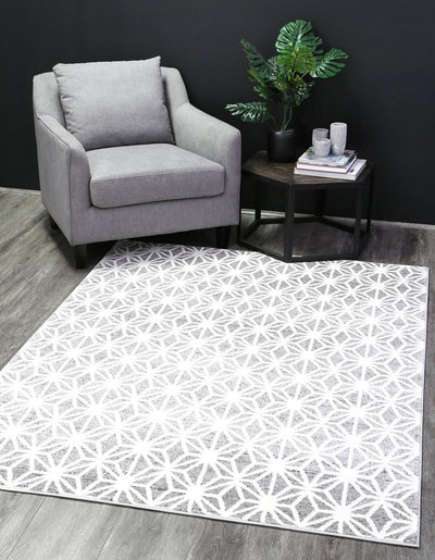 Madison Modern Web Grey Rug - Buyrug - Online Rug Buy Store