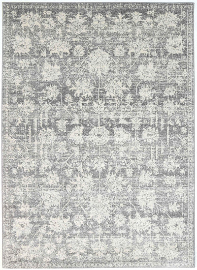 Symphony Modern Distressed Ziegler Grey - Buyrug - Online Rug Buy Store