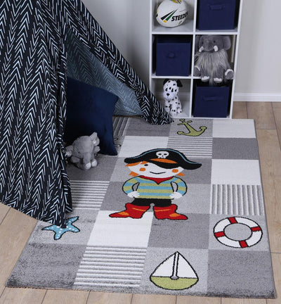 Nova Kids Pirate Rug - Buyrug - Online Rug Buy Store