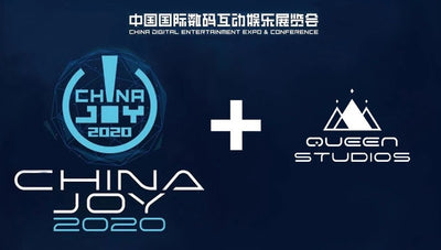 Queen Studios China Joy 2020 Highlights