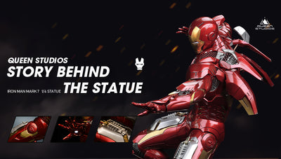 Iron Man MARK 7 1/4 Statue - Story Behind the Statue