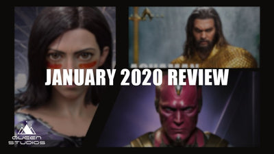 Queen Studios January 2020 Review