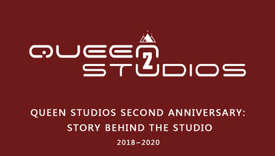 Queen Studios Second Anniversary - Story Behind The Studio