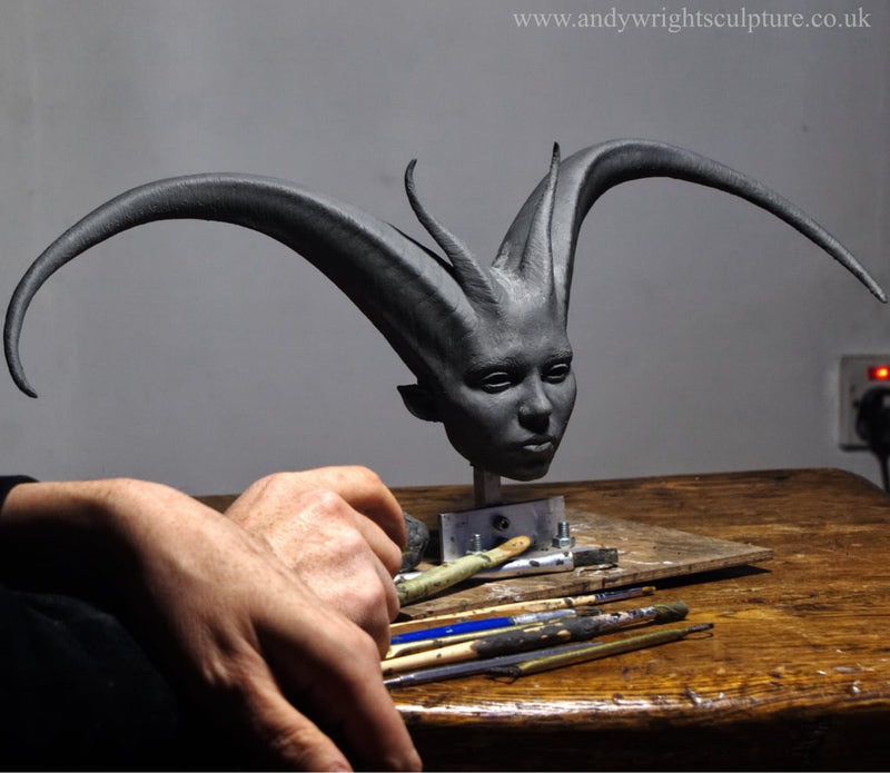 Andy Wright Sculpture 2021