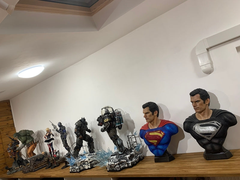 Tuan's collection up-close