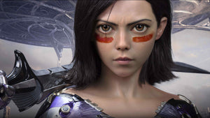 Queen Studios Alita Battle Angel