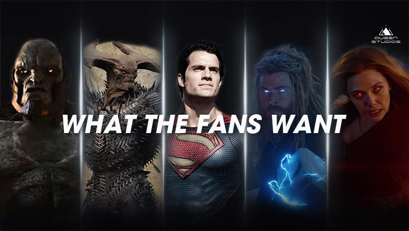 What the fans Want 2021