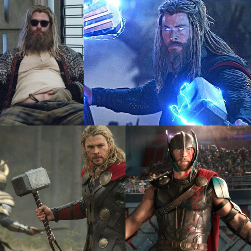 Number 4 Thor, in all four forms. What the Fans Want