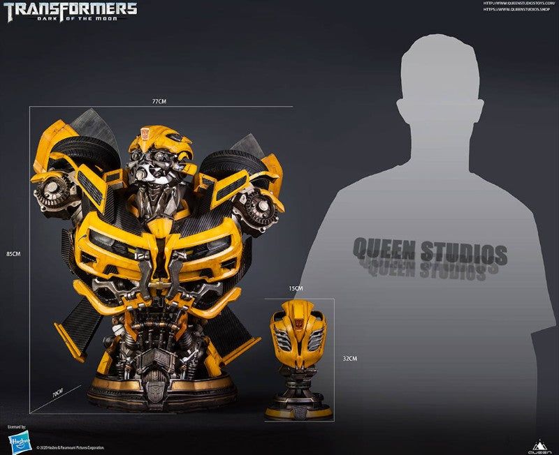 Bumblebee Bust Final Version