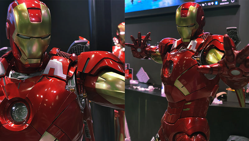 Queen Studios Iron Man Mark 7 Statue