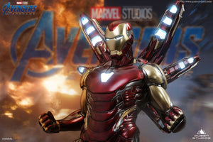 Queen Studios Iron Man Mark 85 1/2 Scale Statue