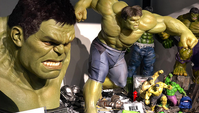 Hulk Collectibles Sunny from Taiwan