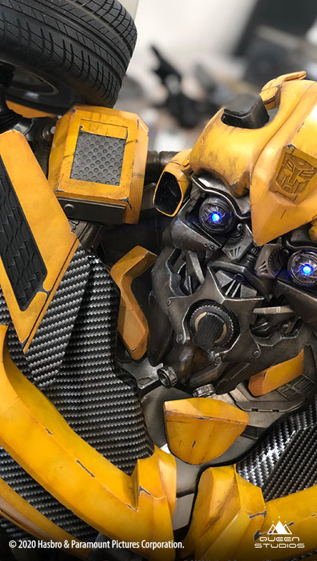 Special Features on Bumblebee