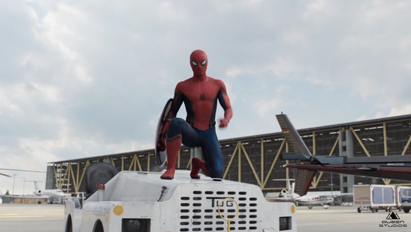 Story Behind MCU Spider-Man 1/4 Scale Statue