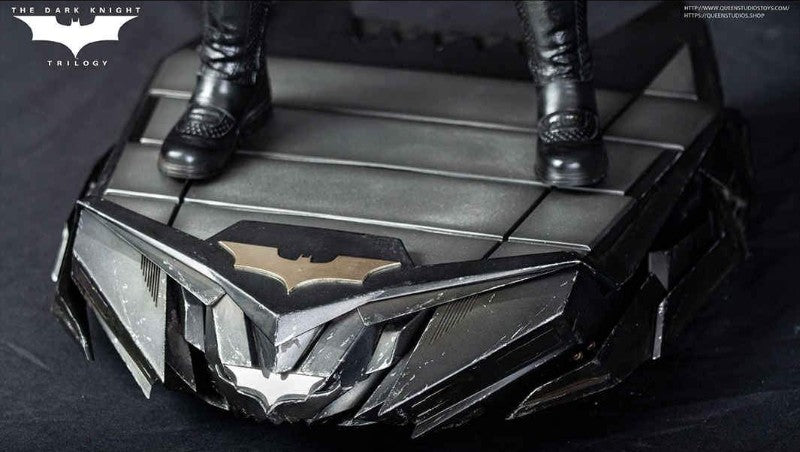 The Dark Knight Batman Statue Base