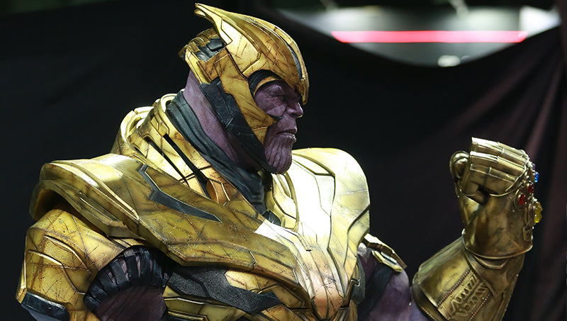 Thanos 1:1 Life-Size Bust