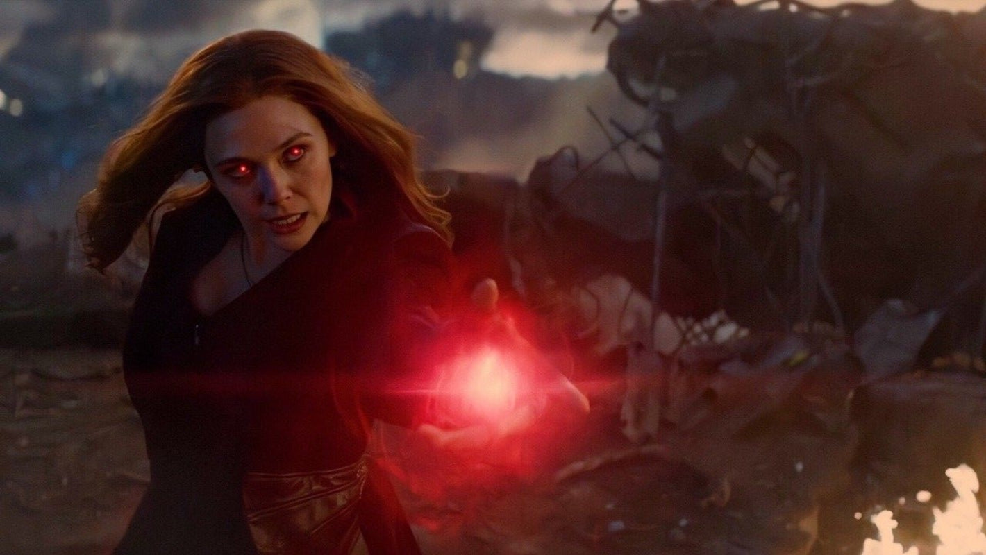 Number 3 The Scarlett Witch. What the Fans Want