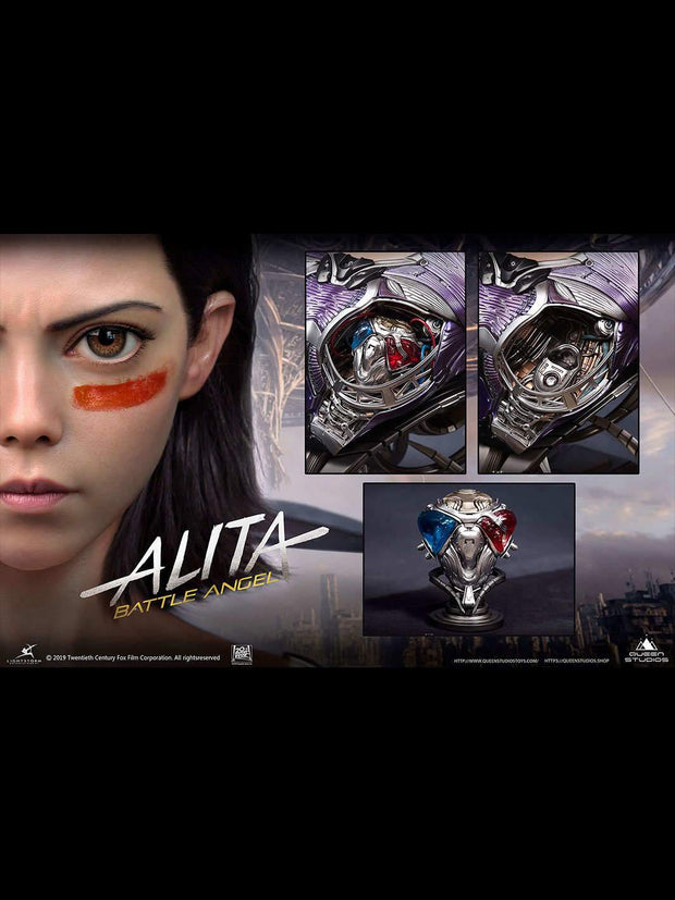 Alita Battle Angel 1-1 Lifesize bust Special Edition