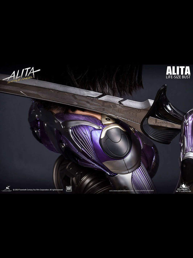 Alita Battle Angel Berserker Body Collectible