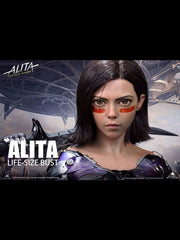 Alita Battle Angel Collectible Bust