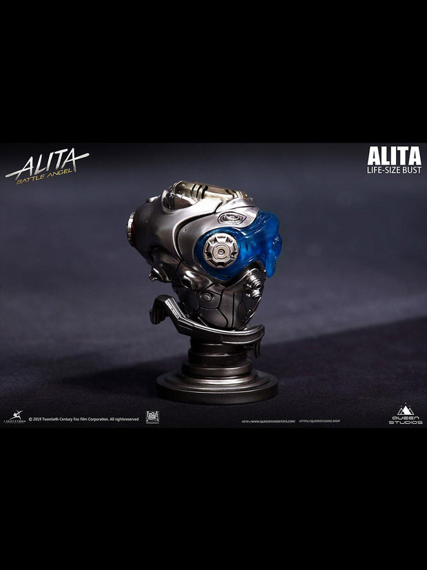 Alita Battle Angel Heart and Display Stand by Queen Studios Sepcial Edition