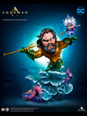 Aquaman Collectible Statue Cartoon Series